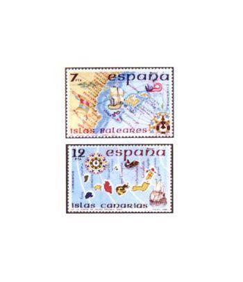 2622/23 España insular  - 2