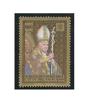 Vaticano (2008) Año completo con carnet  - 2