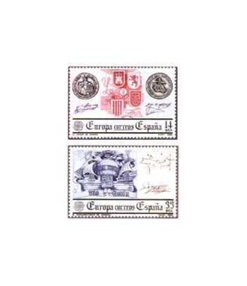 2657/58 XXIII serie Europa  - 2