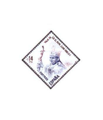 2675 Visita de S.S. el Papa Juan Pablo II a España  - 2