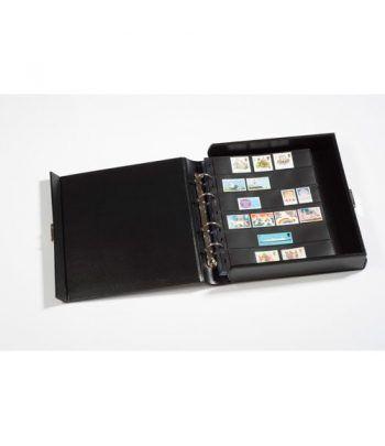 LEUCHTTURM Caja-archivador Classic OPTIMA de anillas. Album varios - 1