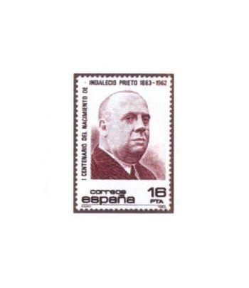 2731 Centenario del nacimiento de Indalecio Prieto  - 2