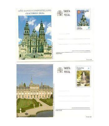Entero Postal Año 2010 completo  - 1