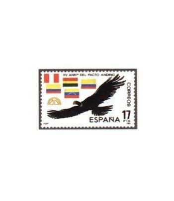 2778 XV aniversario del Pacto Andino  - 2