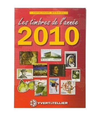 YVERT ET TELLIER Novedades mundiales 2010 Catalogos Filatelia - 2