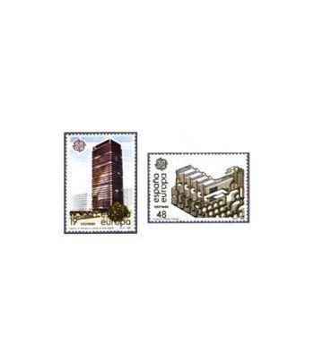 2904/05 Europa. Artes modernas. Arquitectura  - 2