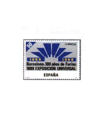 2951 Exposición Universal de Barcelona  - 2