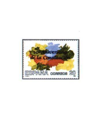 2982 X Aniversario de la Constitución Española de 1978  - 2