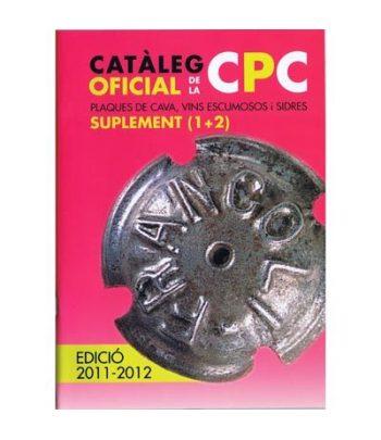 Suplemento Catálogo Placas de Cava 1+2. Oficial CPC 2011-2012 Catalogos Cava - 2