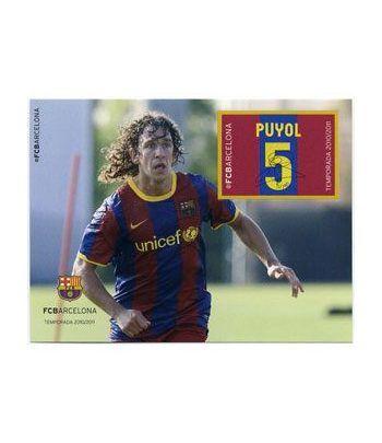 Colección Filatélica Oficial F.C. Barcelona. Pack nº03.  - 4