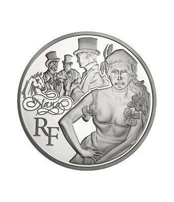 Francia 10 € 2011 Nana.  - 1