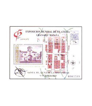3109 Granada'92. V Centenario de la Fundación de Santa Fe  - 2