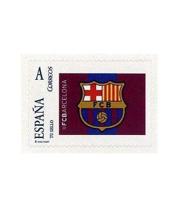Colección Filatélica Oficial F.C. Barcelona. Pack nº04.  - 2