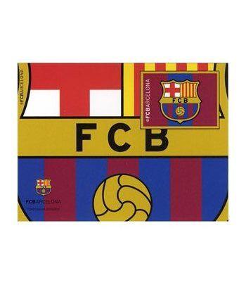 Colección Filatélica Oficial F.C. Barcelona. Pack nº04.  - 4