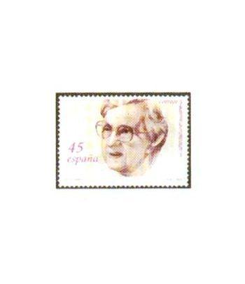 3241 Mujeres famosas españolas. María Zambrano  - 2