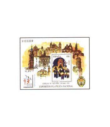 3249 Exposición Filatélica Nacional EXFILNA'93  - 2