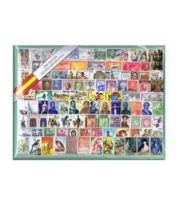 2.500 Sellos usados de España  - 2