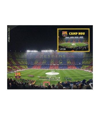 Colección Filatélica Oficial F.C. Barcelona. Pack nº05.  - 2