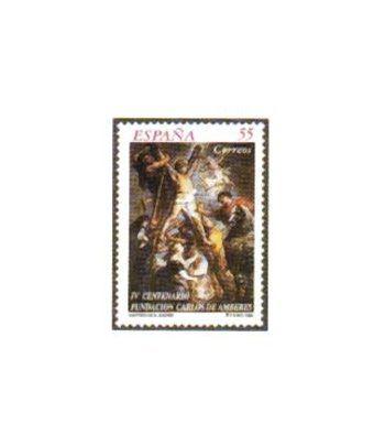 3298 Efemérides. Fundación Carlos de Amberes  - 2