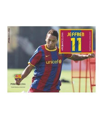 Colección Filatélica Oficial F.C. Barcelona. Pack nº11.  - 8