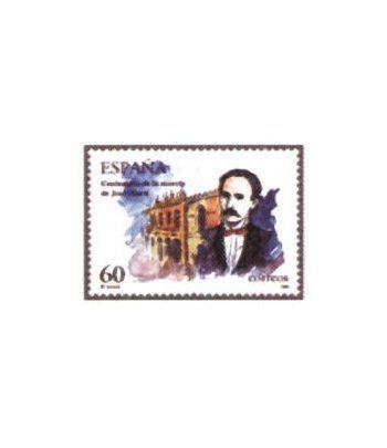 3358 Efemérides. Centenario del fallecimiento de José Martí  - 2
