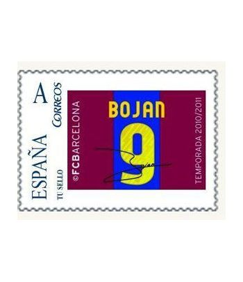 Colección Filatélica Oficial F.C. Barcelona. Pack nº13.  - 6