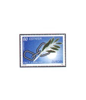 3361 Europa. Paz y Libertad  - 2