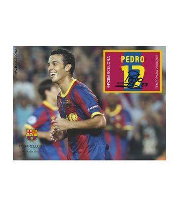 Colección Filatélica Oficial F.C. Barcelona. Pack nº16.  - 8