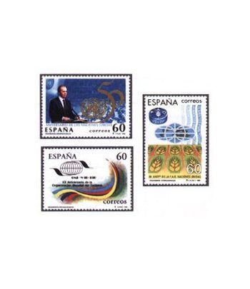 3382/84 Organismos internacionales  - 2