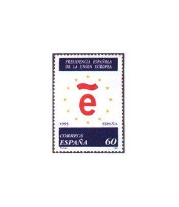 3385 Presidencia española de la Unión Europea  - 2