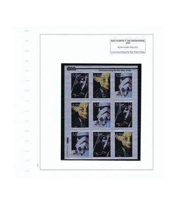 Colección Sellos de Cine. 1996/2002  - 1