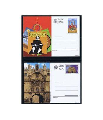 Entero Postal Año 2012 completo  - 1