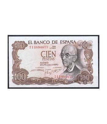 (1970/11/17) Madrid. 100 Pesetas. SC.  - 1