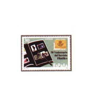 3441 50 Aniversario del Servicio Filatélico de Correos  - 2