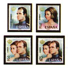 Sellos de España año 1975