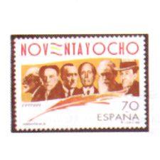 Sellos de España año 1998