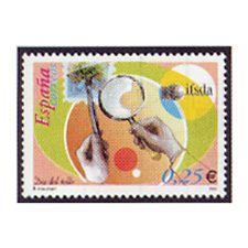 Sellos de España año 2002