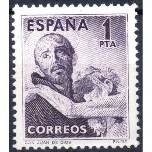 Sellos de España Año 1950