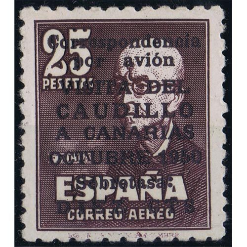 Sellos de España Año 1951