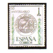 Sellos de España Año 1962
