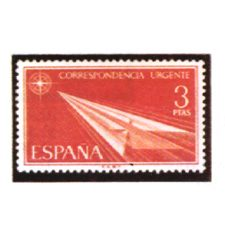 Sellos de España Año 1965