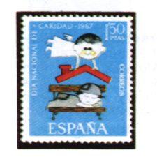Sellos de España Año 1967