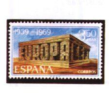 Sellos de España Año 1969