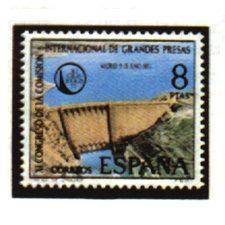 Sellos de España Año 1973