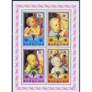 sellos de Infancia