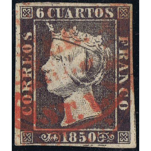 Sellos Clásicos de España 1850 al 1900