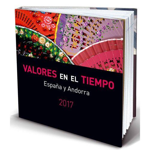 Libros oficiales de Correos de Sellos España y Andorra