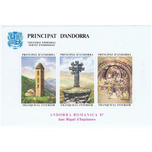 Andorra Española Vegueria Episcopal